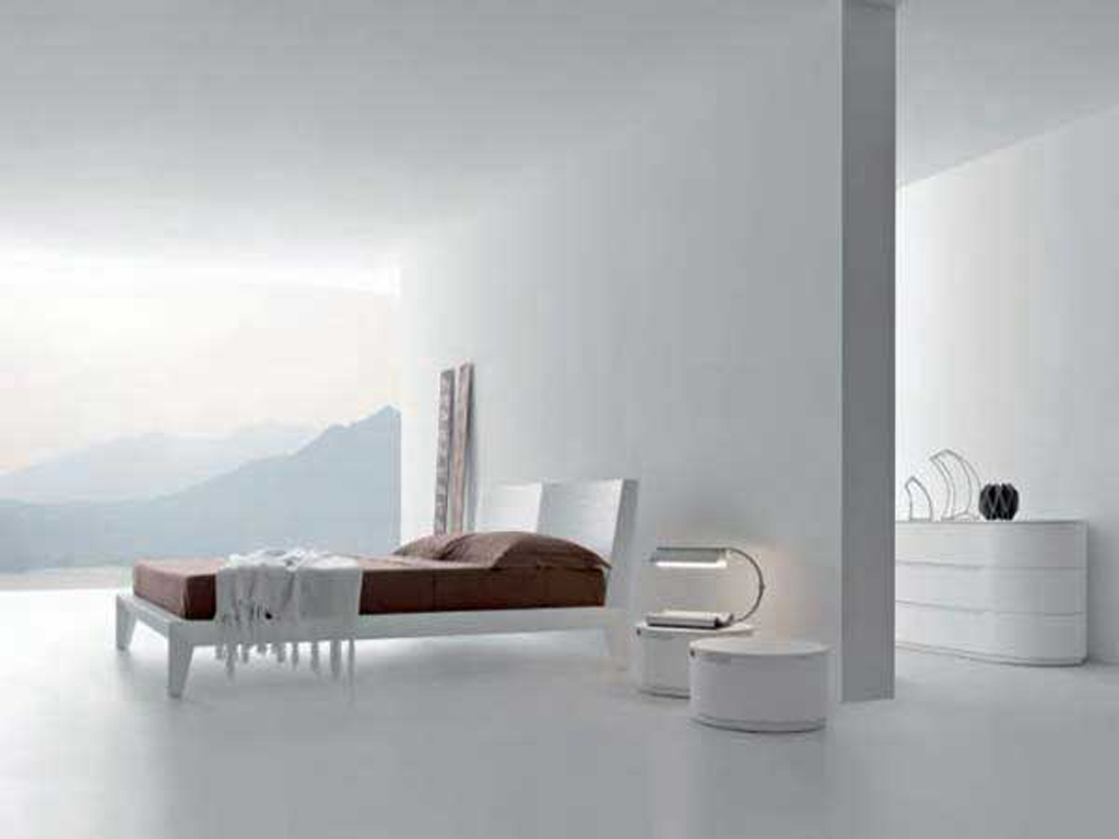 Luxury white interior house decoration with elegant Minimalist design